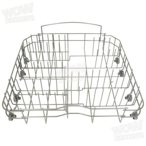 Kenwood Full Size Dishwasher Lower Basket Rack With Wheels