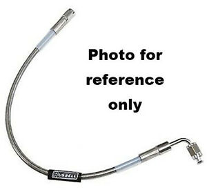 Russell R08909S Brake Line Kit, Front, Fits Harley 1978