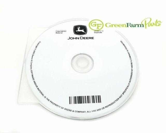 John Deere 240 245 260 265 285 320 Lawn Tractors Shop CD
