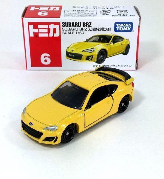 diecast grand new avanza 2016 tipe g takara tomy tomica bx006 subaru brz 1st scale 1 60 toy car ebay
