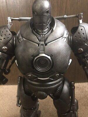 Hot Toys Iron Monger : monger, Monger, MMS164, Scale, Figure, Obadiah, Stane