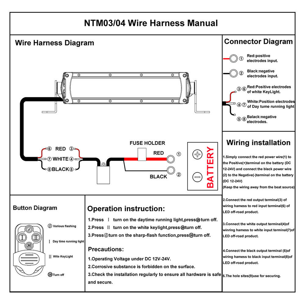 hight resolution of 12v led light bar wiring diagram wiring diagram gp 12v led bar wiring diagram source 12v led off road
