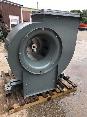 cook industrial power ventilator exhaust fan squirrel cage blower 15000 cfm ebay