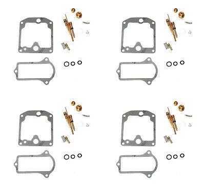 KR Vergaser Reparatur Satz Carburetor Repair kit x4 SUZUKI