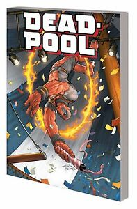 DEADPOOL CLASSIC VOL 10 TPB Marvel Comics Agent X 7 15