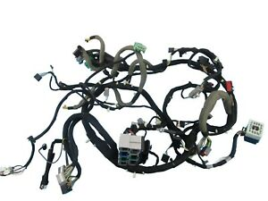 Dash Wire Wiring Harness from VIN M45255 OEM Jaguar S-Type