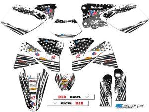 2001 2002 FITS KTM EXC 125 200 250 300 380 400 520