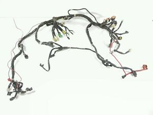 08 Yamaha Raider XV1900 Main Wiring Wire Harness Loom 5C7