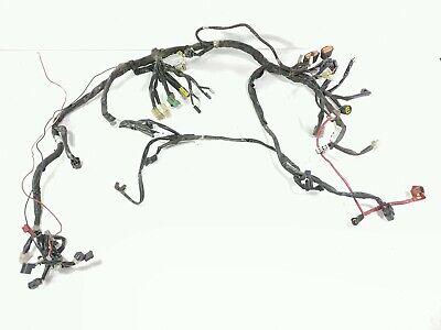 08 Yamaha Raider XV1900 Main Wiring Wire Harness Loom 5C7