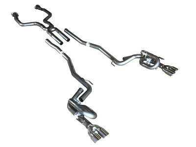 Pontiac G8 GT & GXP Street Race Cat Back Exhaust From Solo