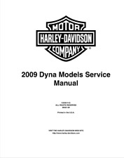 Harley Davidson 2002 Dyna Police Model Parts Manual 99544