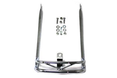 chrome rear fender rail for Harley Davidson softail