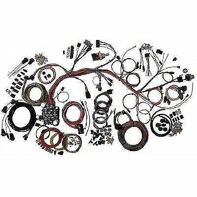 AMERICAN AUTOWIRE 510063- Complete Wiring Kit For 61-64