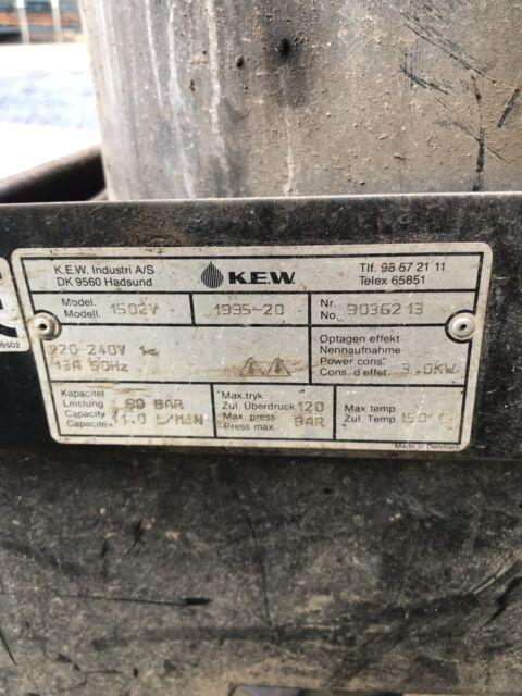 Nilfisk Alto Kew Pressure Washer Spare