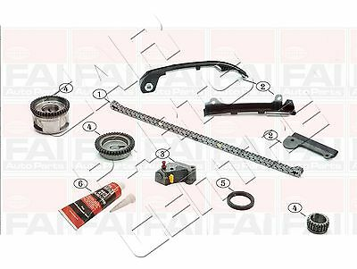 FOR NISSAN PRIMERA P11 P12 1.8 TIMING CHAIN KIT TENSIONER