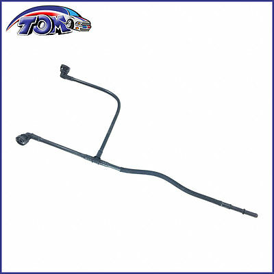 Brand New Coolant Bleed Hose Front For Porsche Cayenne