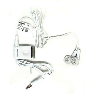 NEW Original Nokia 3.5mm Stereo Headset Buds HS-45 AD-57