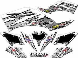LTA 700 750 SUZUKI LTA700 LTA750 GRAPHICS KIT ATV KING