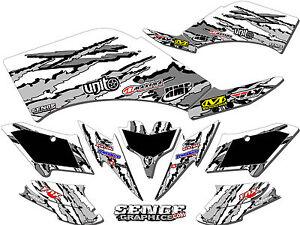 2007-2017 LTZ 90 LTZ90 SUZUKI GRAPHICS 2009 2010 2011 2012