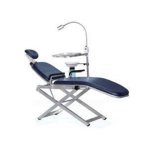 portable dental chair philippines lawn chairs at walmart unit with led sturdy and durable patient stool image is loading