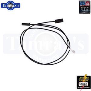 70-71 Chevelle Malibu El Camino Horn Wire Single Wire USA