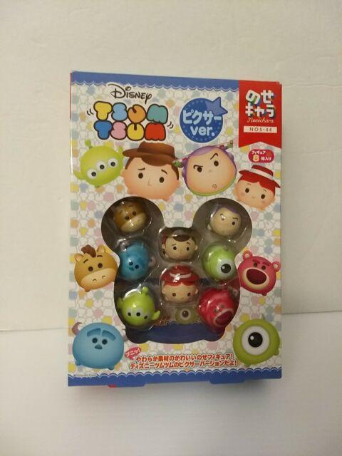 Pixar Tsum Tsum : pixar, Disney, Story, Pixar, Figure, Japan, Ensky, NOS-44, Online