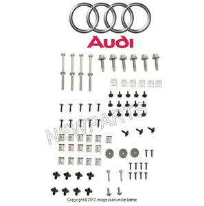 NEW Audi Q5 09-16 SQ5 14-16 Bumper Cover Mounting Hardware