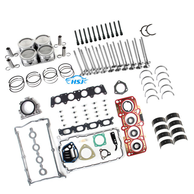 JE Engine Piston Ring Set JG1006-3504; 3.504
