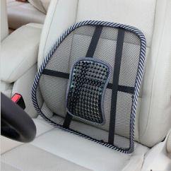 Posture Chair Ebay Dorado Office Mesh Lumbar Lower Back Support Cushion Seat Corrector Car M |