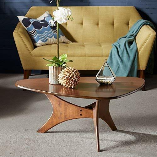 olliix ink ivy blaze triangle wood coffee table iif17 0010