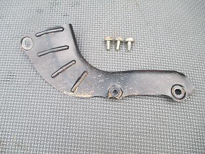 c : 1985 FL350R Odyssey brake line cover guard bracket