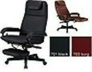 posture chair work places to rent covers near me new ofm foot rest executive recliner seat height image is loading