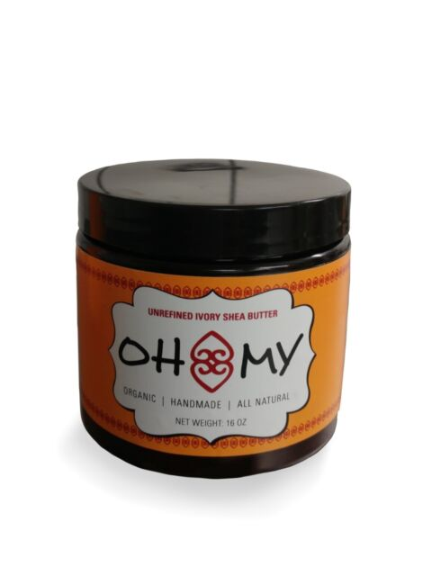 Unrefined Organic Ivory Shea Butter African Raw Pure Grade ...