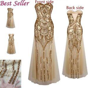 20s Dress Vintage Art Deco Wedding 1920's Style Dresses ...