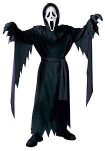 Scream Classic Adult Ghost Face Costume eBay