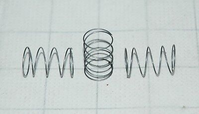 HOLLEY FUEL INLET FILTER SPRING SET/3PC USED ON HOLLEYS