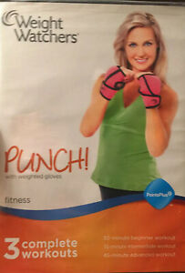 Weight Watchers Punch 2010 Fitness Workout Points Plus | eBay