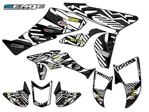 2005 TRX450R TRX 450R 450 R GRAPHICS KIT FOR HONDA ATV
