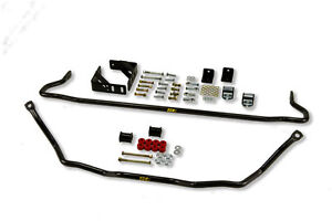 ST STREET FRONT AND REAR ANTI ROLL SWAY BAR SET FOR 1988