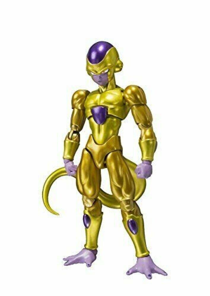 Dragon Ball Resurrection De Freezer : dragon, resurrection, freezer, Dragon, Resurrection, Golden, Frieza, Figuarts, Bandai, Action, Figure, Online