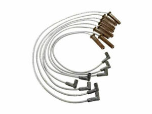 For 1983-1987 Chevrolet P30 Spark Plug Wire Set SMP