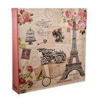 Large Travel Memories Ring binder Photo Album for 500 ...