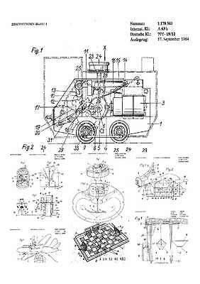 Hans Biller Nuremberg, BILLERBAHN, 27 patents, since 129