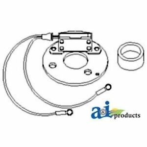 1247 Ignitor Kit 12V Negative Ground Fits Ford New Holland