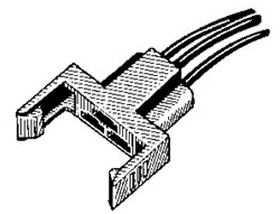 Clipsandfasteners Inc 10 Dimmer Switch Pigtail Harness