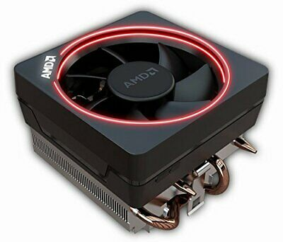AMD 199-999575 Wraith Max Cooler with RGB LED 730143308779 | eBay