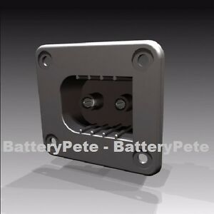 Ezgo 36 Volt Powerwise Charger Receptacle For Txt Medalist