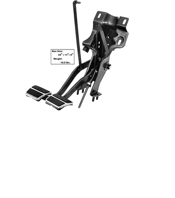 Chevy Camaro Auto Transmission Brake Pedal Assembly with