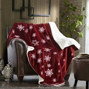 bedroom chair with blanket office gel cushion large christmas mink throw warm fleece couch sofa details about chairs travel