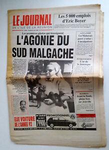 Le Journal De L Ile De La Reunion : journal, reunion, Journal, L'ile, Reunion